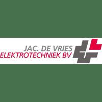 Logo Jac. de Vries Elektrotechniek